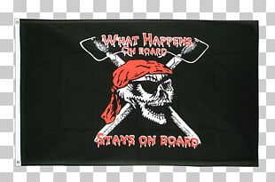 Jolly Roger Flag Of The United States Fahne Skull And Crossbones PNG