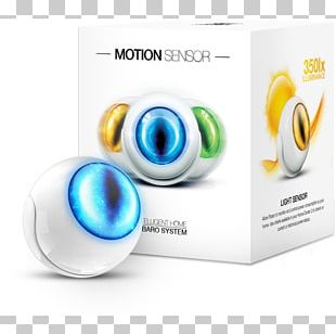 Z-Wave Motion Sensors Home Automation Kits Fibar Group PNG