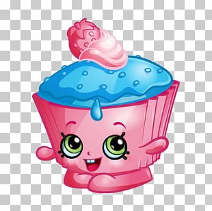 Cupcake Frosting & Icing Shopkins Birthday Cake Layer Cake PNG
