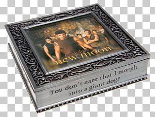 The Twilight Saga Gray Wolf Casket Box Pack PNG