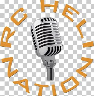 Microphone Radio Control Helicopter Technology Logo PNG