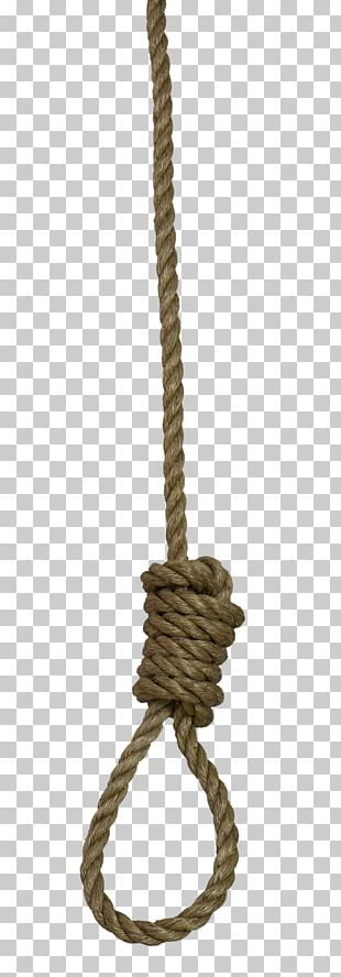 Noose Rope Knot PNG