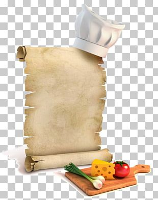 Chefs Uniform Menu Cooking Stock Photography PNG