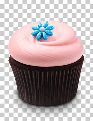 Georgetown Cupcake Frosting & Icing Muffin Buttercream PNG