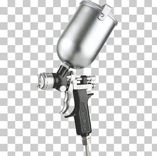 Spray Painting Gun Pistola De Pintura PNG