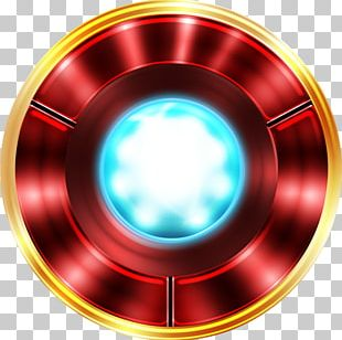 The Iron Man Icon PNG