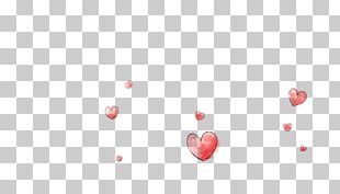 Heart Valentine's Day Love Desktop Red PNG