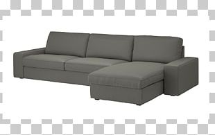 Couch IKEA Chaise Longue Sofa Bed Furniture PNG