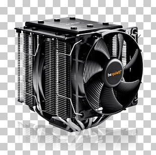 Computer Cases & Housings Power Supply Unit Be Quiet! Computer System Cooling Parts Heat Sink PNG