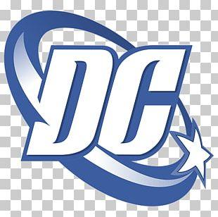 DC Comics Logo Comic Book DC Universe Online PNG