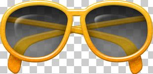 Goggles Sunglasses Beach PNG