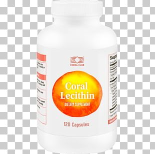 Dietary Supplement Lecithin Coral Club International Health PNG