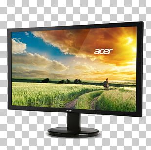 Computer Monitors 1080p LED-backlit LCD Liquid-crystal Display High-definition Television PNG