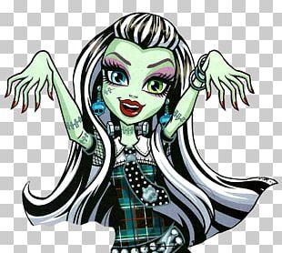 Frankie Stein Frankenstein's Monster Monster High PNG
