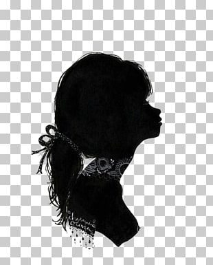 Silhouette Drawing Painting Art Illustration PNG