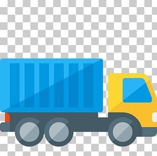 Semi-trailer Truck Pickup Truck Car Dump Truck PNG