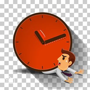 Time Clock PNG