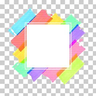 Graphic Design Frames PNG