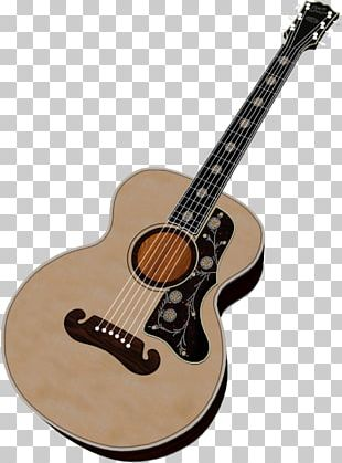 Acoustic Guitar Acoustic-electric Guitar Musical Instruments String Instruments PNG