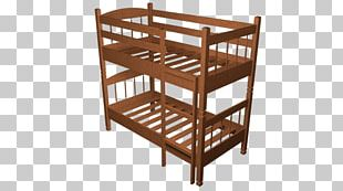 Bed Frame Table Bunk Bed Chair Dining Room PNG