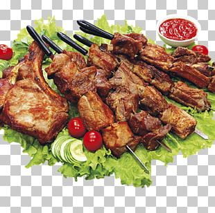Shashlik Pizza Chicken Spare Ribs Dish PNG