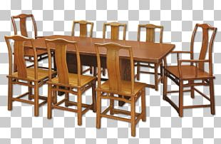 Drop-leaf Table Chair Furniture Dining Room PNG