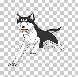 Siberian Husky Dog Breed Sled Dog Cat Leash PNG