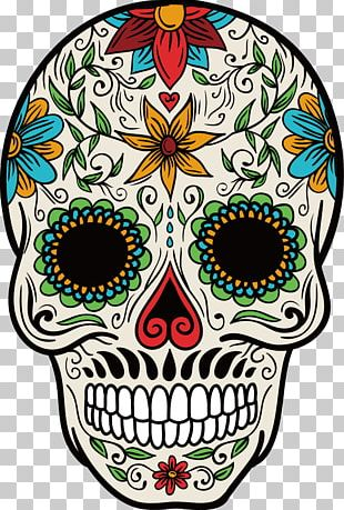 La Calavera Catrina Mexican Cuisine Mexico Day Of The Dead PNG