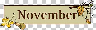 November Free Content PNG