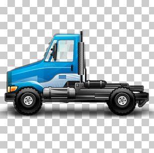 Pickup Truck Car Van Mack Trucks PNG