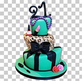 Birthday Cake Sugar Cake Torte Cake Decorating Fondant Icing PNG