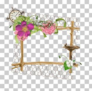 Floral Design Frames IFolder DepositFiles PNG