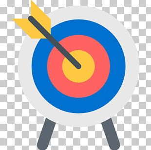 Shooting Target Archery Icon PNG