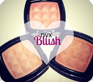 Face Powder Rouge NYX Cosmetics PNG