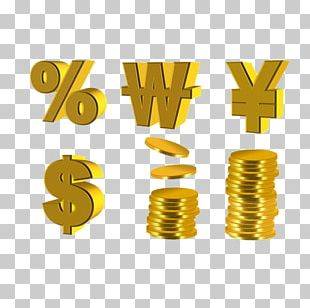 Currency Symbol Template Coin PNG