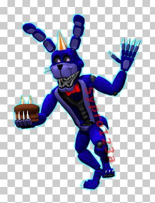 Five Nights At Freddy's 3 Anniversary Birthday PNG