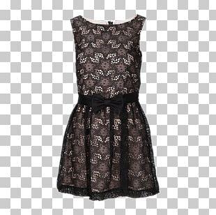 Valentino SpA Little Black Dress Silk PNG