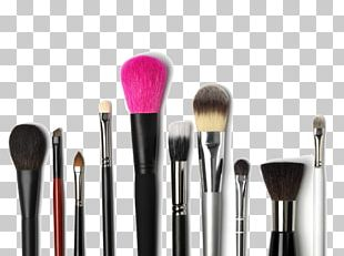 Cosmetics Makeup Brush Rouge Foundation PNG