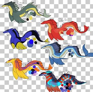 Dragon Graphic Design PNG