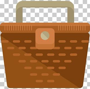 Basket Cartoon PNG