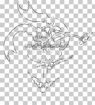 Line Art Character Cartoon Sketch PNG