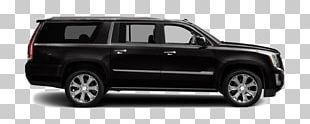 Sport Utility Vehicle Luxury Vehicle Car Cadillac Escalade Limousine PNG