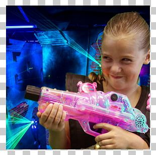 Battle Blast Laser Tag Game Party PNG