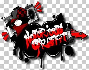 Graffiti T-shirt Logo Graphic Design PNG