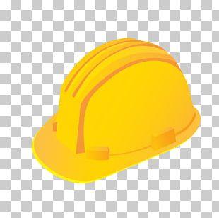 Hard Hat Yellow Helmet PNG