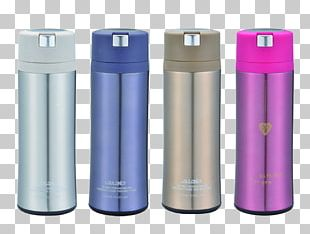 Vacuum Flask Stainless Steel Cup Thermos L.L.C. Plastic Bottle PNG