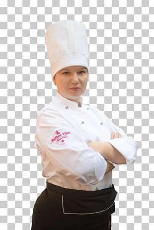 Chef's Uniform Chief Cook Cooking PNG