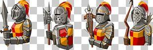 Halberd Knight English Longbow Sword Zweihänder PNG