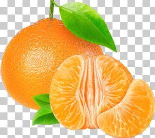 Juice Clementine Tangerine Mandarin Orange PNG