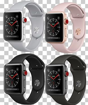 Apple Watch Series 3 Apple Watch Series 2 Apple Watch Series 1 Smartwatch PNG